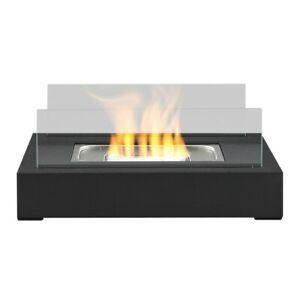 Bio Ethanol Fireplace Tabletop Firebox Burner Freestanding Indoor Outdoor Heater