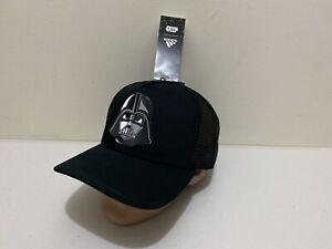 "Adidas x Star Wars Cap Hat ~ One Size Fits Most ~ "" Darth Vader "" New w/ Tags"