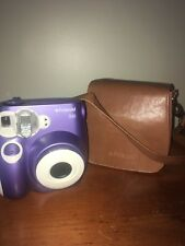 Instax Polaroid 300 Instant Camera with Leather Carry Case