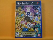 * ps2 Saint Seiya El Santuario (ni) 3D juego de lucha Playstation PAL VERSION UK