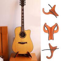 Holz Halter Gitarrenständer faltbarer Gitarre für Ukulele Mandoline Banjo Violin
