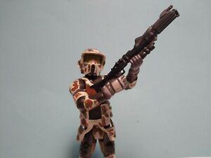 "Star wars Kashyyyk camo commander fair comic pack clone trooper 3.75"" figure"