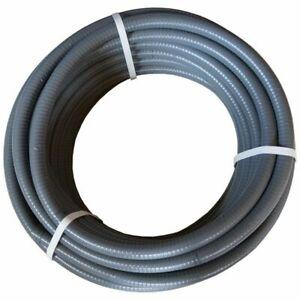 Flexrohr 50 mm D  PVC  Flexrohr