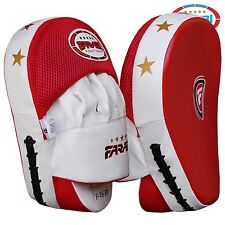 Focus Pads Hand Jab Mitts Sparring Training Boxing Gloves Light Weight Pair