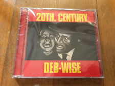 20th CENTURY DEB-WISE PRODUCED BY DENNIS BROWN -DEB MUSIC!!!
