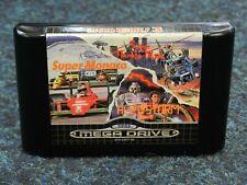 Sega Mega Drive Mega Games 3 in 1 Monaco Thunder Blade Alien Storm Multi Cart .