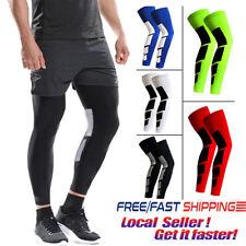 Men Women Leg Support Knee Brace Varicose Veins  Compression Socks Stocking AM