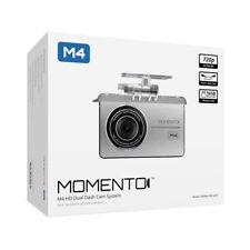 NEW Momento MD4200 M4 HD Car Dash-Cam Dual Camera Driving Recorder DVR FREE GIFT