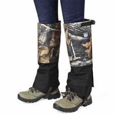 Snowproof Leg Gaiter Legging Anti-bite Snake Guard Cover Boot Protection Camping
