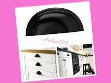 IKEA FAGLEBODA Black Drawer Handles Cabinet Pulls - 302.225.61 NEW Set of 2