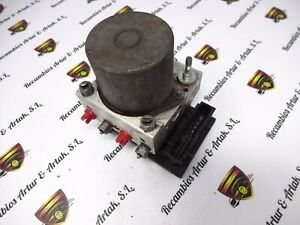 Unit Hydraulic of The ABS / Iveco Daily 504182307 0265231891 0265800605