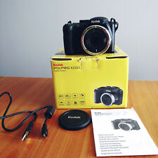 Kodak PIXPRO AZ252 16MP Digital Camera Black 25x Zoom 24mm Wide Angle