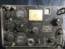 Vintage Military Radio Us Navy World War II Stewart Warner Cws 52245 Transmitter