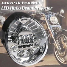 Chrome Hi/Lo LED Headlight Daymaker for Harley VRod V-rod VROD VRSC VRSCA VRSCF