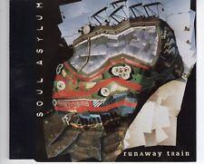CD SOUL ASYLUMrunaway trainEX+ MAXI CD (A2046)