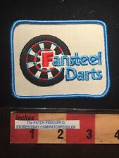 FANSTEEL Dart Patch ~ Dart Board Chicago IL Area Company Logo 61C8