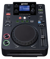 GEMINI cdj-300 Desktop Lettore cd/mp3/usb