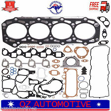 ZD30DDTI None Common Rail Engine Over Haul Gasket kit for Nissan Patrol Navara