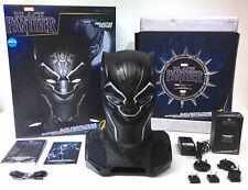 Marvel Studios Black Panther Head 1:1 Bluetooth Speaker T'Challa Wakanda CAMINO