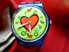 SWATCH SPECIAL S. VALENTINE LOVE BITE - GN176PACK - 1998 - NEW