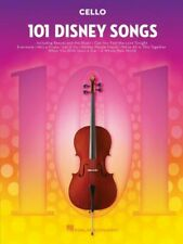 101 Disney Songs: For Cello by Hal Leonard.
