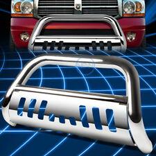 Chrome SS Front Bumper Bull Bar Grille Guard for 2009-2016 Dodge Ram 1500 Truck