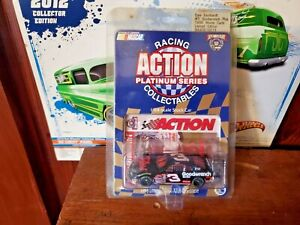 ACTION RACING COLLECTABLES 1/64  DALE EARNHARDT #3 GOODWRENCH 1998 MONTE CARLO