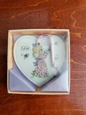 Precious Moments Sharing The Gift Of Love Ornament 1991 Easter Seals