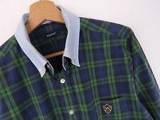 M704 gant shirt top desvaído comprobar Original Premium Talla M