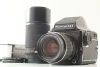【 NEAR MINT 】 Mamiya M645 1000S + Sekor C 55mm f/2.8 & 210mm f/4 Lens  Japan 675