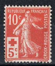 TIMBRE FRANCE Année 1914 Au Profit de la Croix Rouge n°147 NEUF*