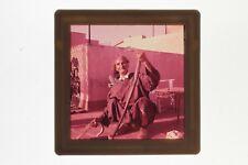 Maghreb Moyen-Orient Photo d'un Amateur Français Diapositive sur Film souple