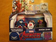 Marvel Minimates 2 Pack Infinity War Doctor Strange choisir votre propre
