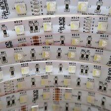 RGBW LED Strip (RGB+CW) 24V 14.4W/m IP65 CRI80 SMD5050