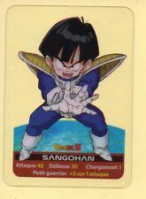 Carte Dragon Ball Z n° 24 SANGOHAN (Lamincards)
