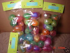 Nwt,Boys,Party,Favors,Egg s,48 pieces,Sealed,Gift,Prize Assort Toy Coin Ball etc