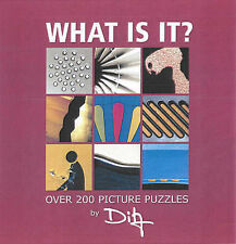 What is It?: Over 200 Picture Puzzles, Ditz, Used; Very Good Book