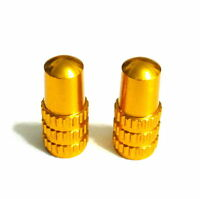 gobike88 KCNC valve cap 678 Presta // French type Gold