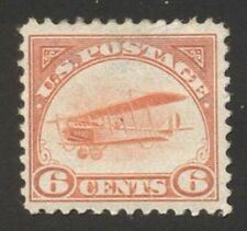 Usa Stamp Scott #C1 Mh C/V $130 Very Nice L@K