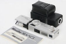Minolta-16 MG Subminiature Camera