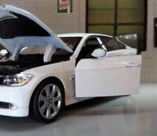 Voitures, camions et fourgons miniatures gris Serie 3 BMW