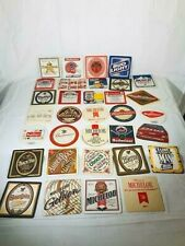 Anheuser Busch Budweiser Assorted Beer Coasters 33 Each Free Shipping