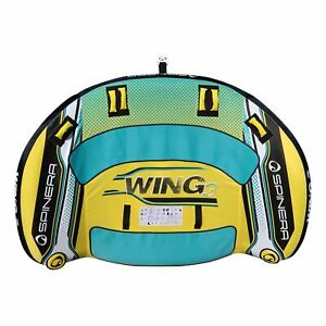Spinera Wing 3 Towable Tube Ringo Tow Ring For 3 Person