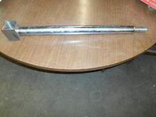 Case 580SL, SM, SM II & SM III backhoe bucket cylinder rod  # 196164A1