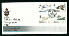New Zealand 1987 Royal Airforce FDC, First day cover