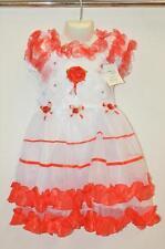 Mädchen Hochzeit festliches Kleid Kommunion Blumenkind Größen: 86 bis 122
