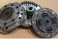 VAUXHALL VECTRA 2.0 DTI DUAL MASS REPLACEMENT FLYWHEEL AND CLUTCH KIT WITH CSC