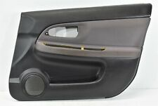 Subaru Interior Door Panels Parts For Subaru Impreza For Sale Ebay