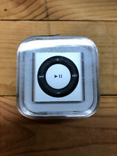 Apple iPod shuffle 4th Generation 2GB New Sealed MD778LL/A A1373 Space Gray Blk