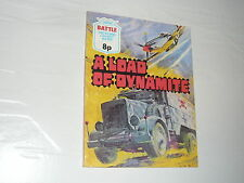 Battle Picture Library Comic Magazine No903 A Load of Dynamite P51 Mustang WW2